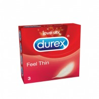 Durex Love Sex Feel Thin 3pcs