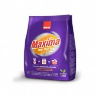 Максима Прах за пране концентрат ефект жавел 1,25кг за 35 пранета