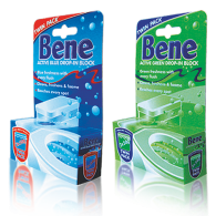Bene active Blocks for wc 2x50gr