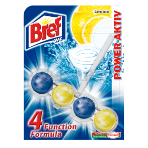 Bref Power Active Lemon 4 Function Formula WC
