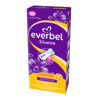 Everbel Siluette every day Sunny Flowers 20pcs