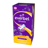 Everbel Siluette every day Sunny Flowers 60pcs