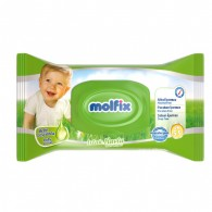 Molfix Wet Wipes Lotion