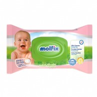 Molfix Wet Wipes Milk Cream