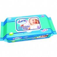 Мокри кърпи Lara baby fresh Капаче