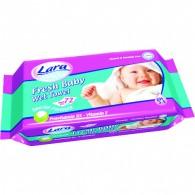 Мокри кърпи Lara baby fresh Стикер