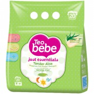 TEO bebe WP ECO PACKS 1500g ALOE
